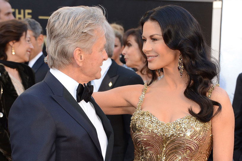 Catherine Zeta-Jones i Michael Douglas będą walczyć o małżeństwo /Getty Images/Flash Press Media