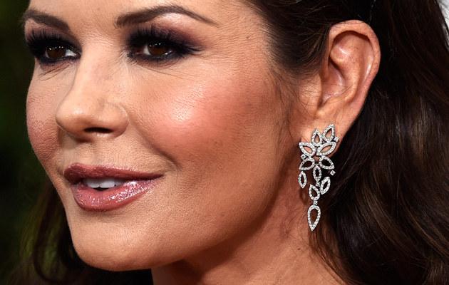Catherine Zeta-Jones przesadziła z botoksem? /Frazer Harrison /Getty Images