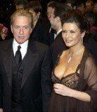 Catherine Zeta Jones z mężem