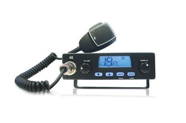 CB-radio to tylko jedna z metod ostrzegania przed radarami /