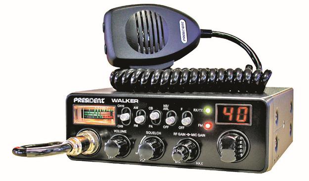CB radio /Motor