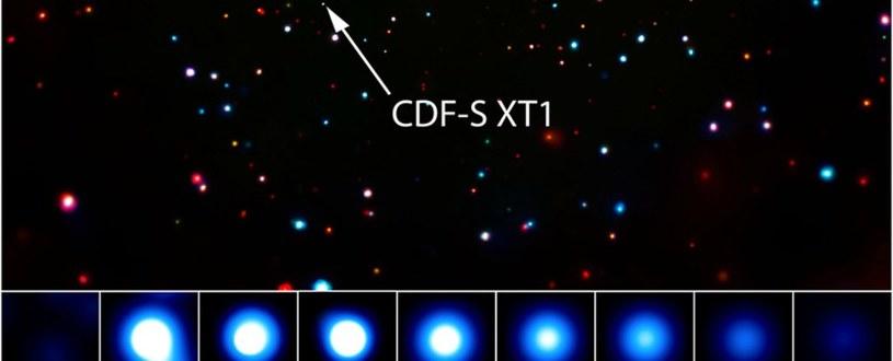CDF-S XT1 /NASA