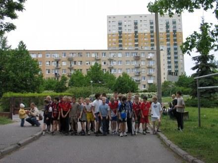Celem akcji jest propagowanie zdrowego stylu życia wśród najmłodszych./fot. J. Włodarczyk /RMF