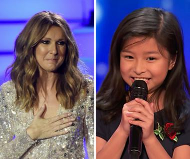 """Celine Dion chce poznać 9-letnią Celine, która zachwyciła w amerykańskim """"Mam talent"""""""