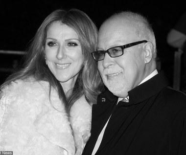 Celine Dion w żałobie. Nie żyje jej mąż Rene Angelil