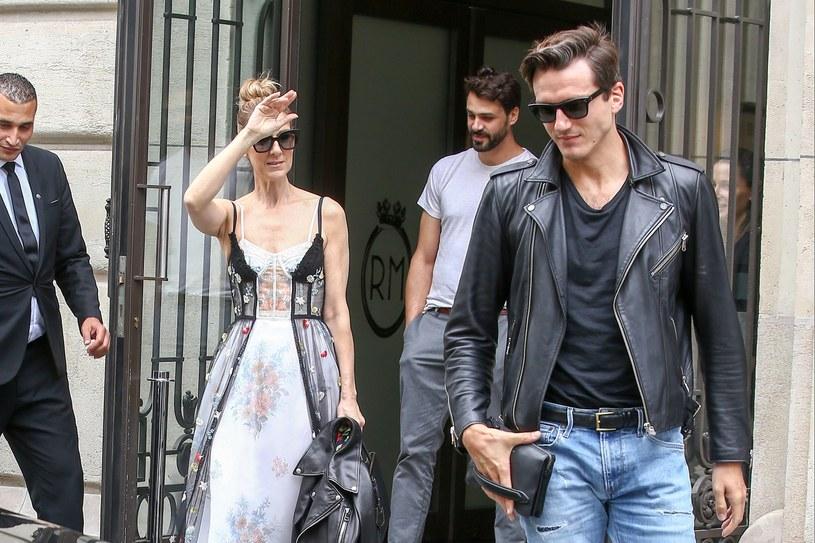 Celine i Pepe w Paryżu /- /East News