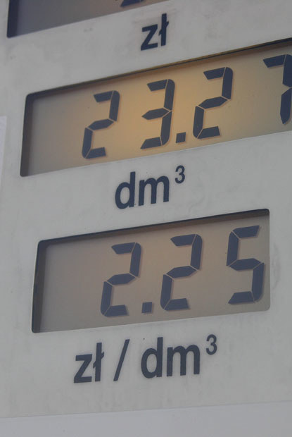 Cena gazu w Krakowie / kliknij /INTERIA.PL