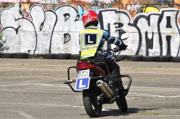 Cena kursu motocyklowego wzrośnie / Fot: Włodzimierz Wasyluk /Reporter