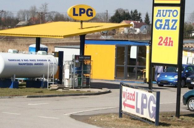 Cena LPG poszła ostro w górę /INTERIA.PL