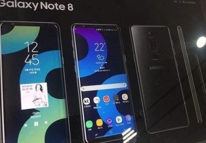 Cena Note'a 8 ma być bardzo wysoka (około 4000 złotych) /Android Headlines /Internet