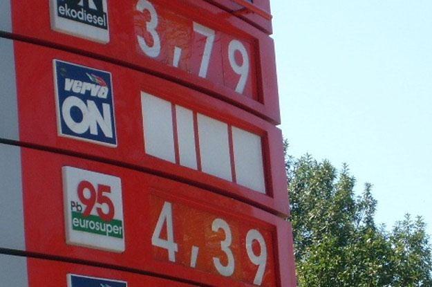 Cena paliw  17 stycznia  2011 roku /INTERIA.PL