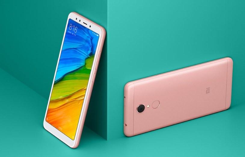 Cena Xiaomi Redmi 5 nie jest przesadnie wysoka /materiały prasowe