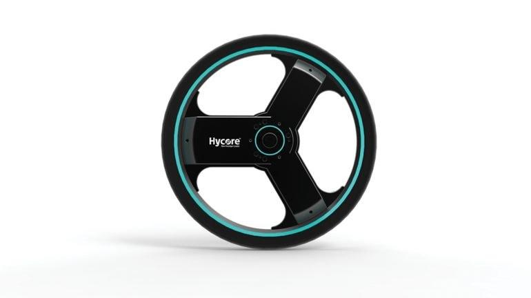 Centinel Wheel /materiały prasowe
