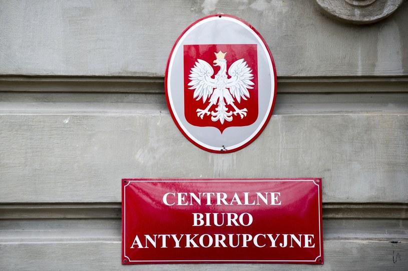 Centralne Biuro Antykorupcyjne /Wojciech Strozyk/REPORTER /East News
