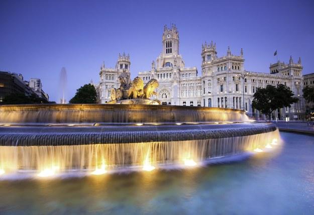 Centralny Urząd Pocztowy w Madrycie /123/RF PICSEL