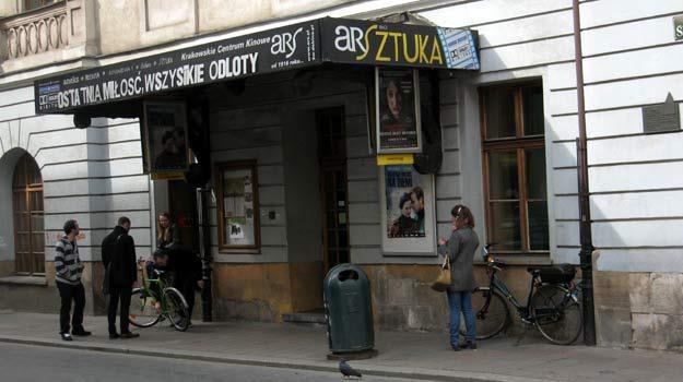 Centrum Kinowe ARS na szczęście nie zniknie z mapy Krakowa /INTERIA.PL