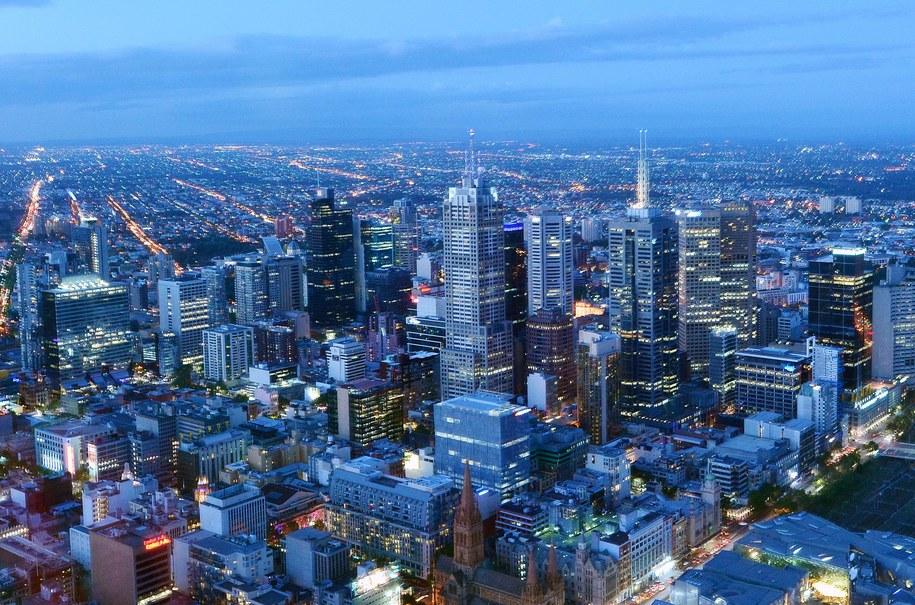 Centrum Melbourne /Newscom/Rafael Ben-Ari/Chameleons Eye /PAP