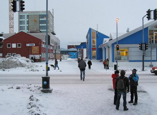 Centrum Nuuk /AFP