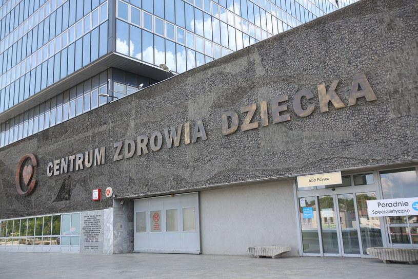 Centrum Zdrowia Dziecka /Leszek Szymański /PAP