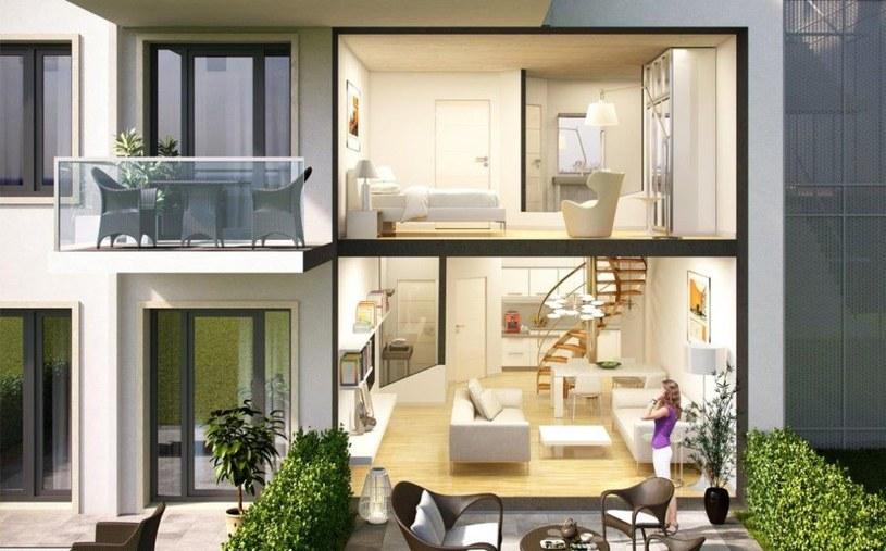 Ceny apartamentów rozpoczynają się od ponad 500 tys. zł. Fot. Metropole Marketing /materiały prasowe