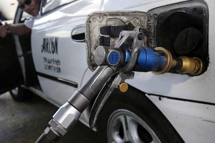 Ceny gazu skoczyły w górę /AFP