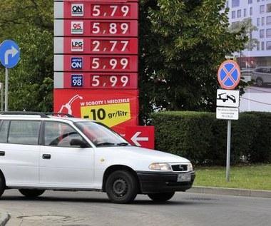Ceny paliw. Czy mniej niż 6 zł za litr da się utrzymać?
