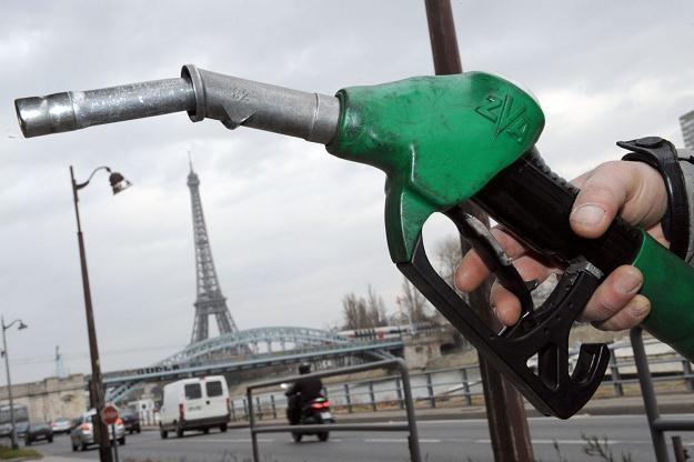 Ceny paliw we Francji biją kolejne rekordy /AFP