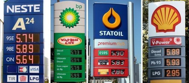 Ceny paliw z tego tygodnia /PAP