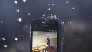 CEO Archosa myślał, że jego telefon jest wodoszczelny i utopił go podczas prezentacji