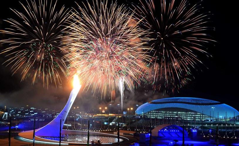 Ceremonia otwarcia igrzysk w Soczi /AFP