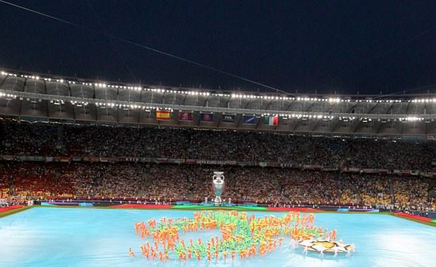 Ceremonia zamknięcia Euro 2012