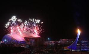 Ceremonia zamknięcia igrzysk w Soczi. Galeria