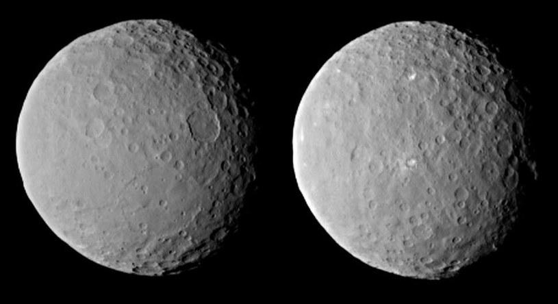 Ceres z 46 tysięcy kilometrów /NASA