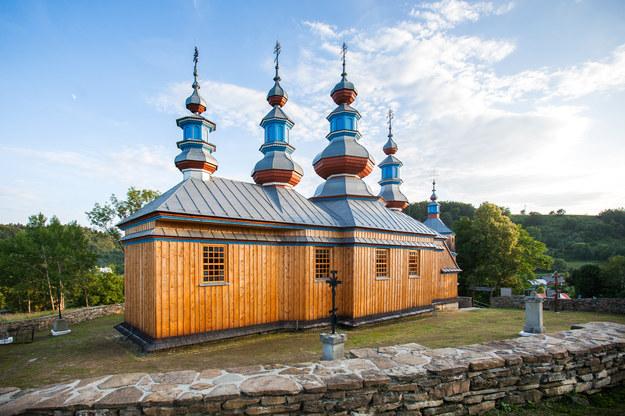 Cerkiew prawosławna w Komańczy /123/RF PICSEL