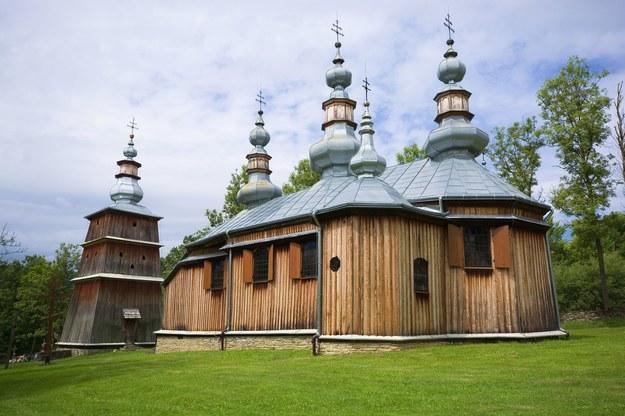 Cerkiew w Turzańsku /123/RF PICSEL