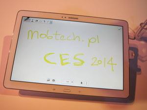 CES 2014: Samsung Galaxy Note Pro 12.2 - pierwsze wrażenia