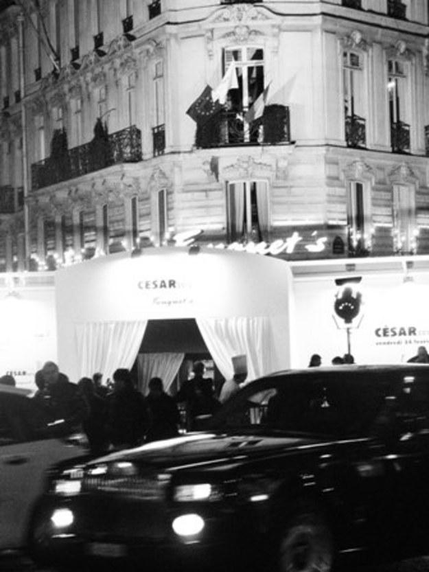",,César, Oscar i królowa Moda"""
