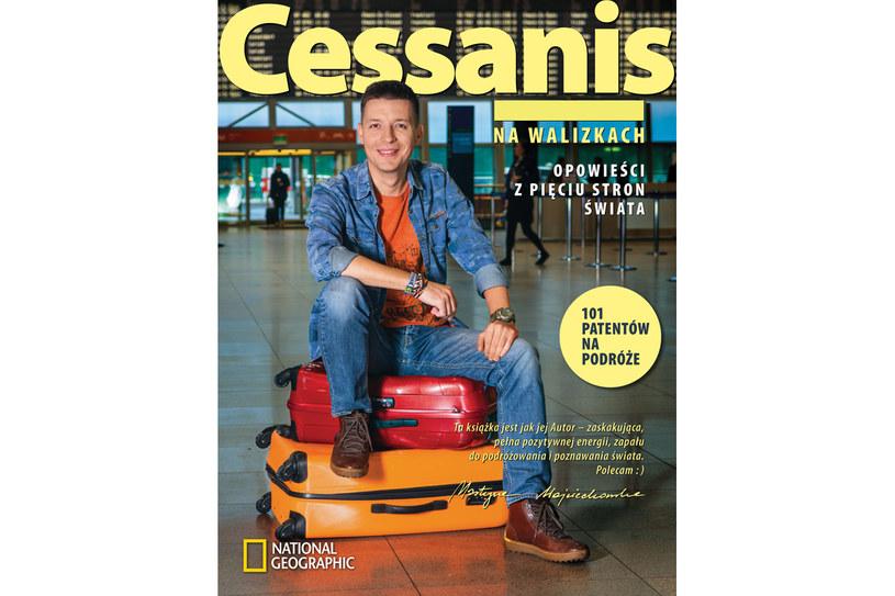 """""""Cessanis na walizkach"""". Michał Cessanis /materiały prasowe"""