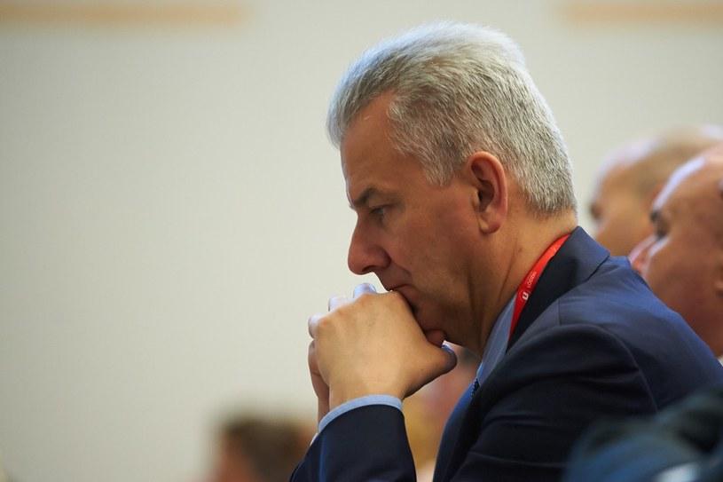 Cezary Grabarczyk /Łukasz Szeląg /Reporter