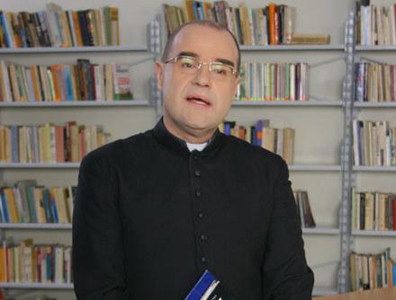 """Cezary Żak w serialu """"Ranczo"""" /MWMedia"""