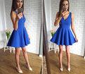 Chabrowa sukienka na tiulowej podszewce http://illuminate.com.pl/sukienki?product_id=162