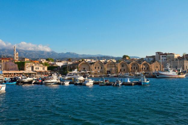 Chania - punkt obowiązkowy wycieczki na Kretę /123/RF PICSEL