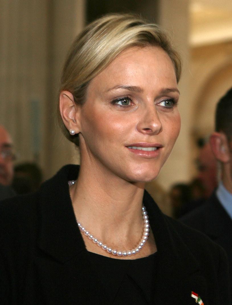 Charlene przygotowuje się do roli książęcej małżonki już od dwóch lat  /Getty Images/Flash Press Media