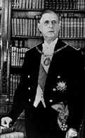 Charles André Joseph Marie de Gaulle /Encyklopedia Internautica