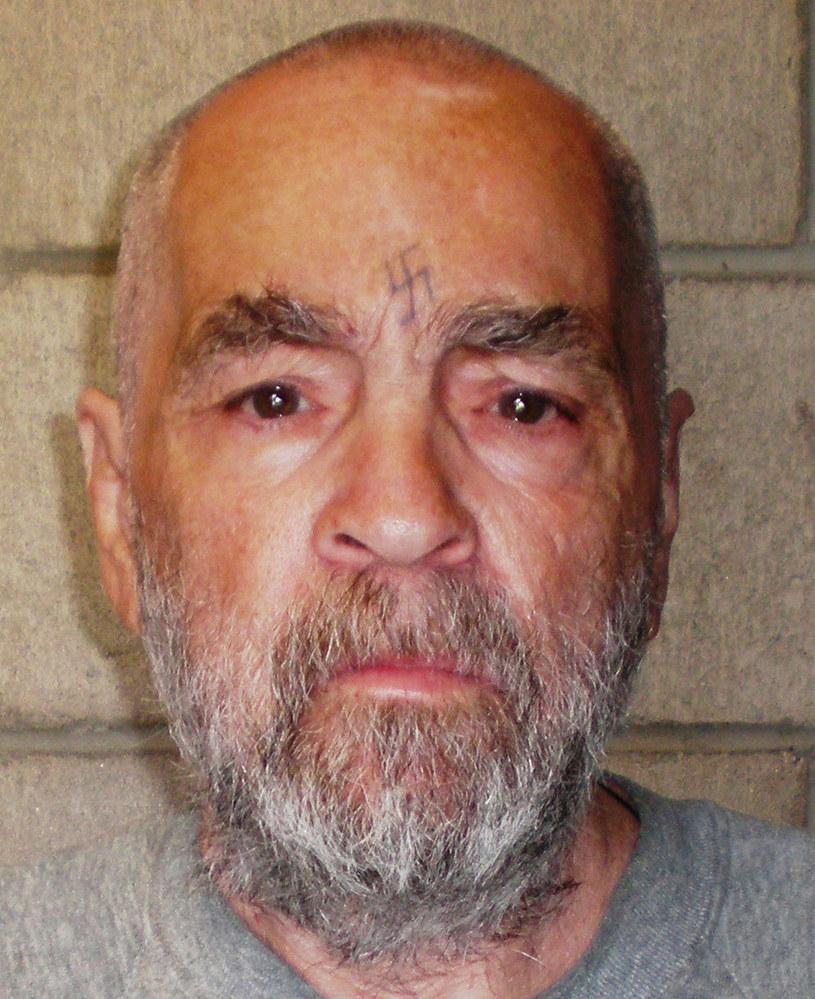 Charles Manson w wieku 74 lat (zdjęcie z 2009 roku) /Handout /Getty Images