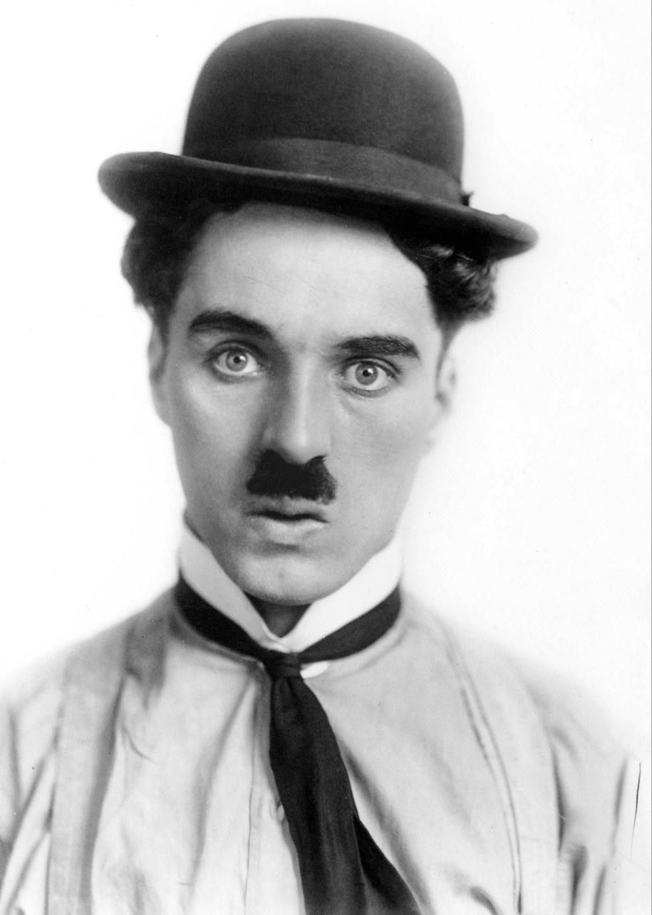 Charlie Chaplin /PAP/LFI    /PAP/EPA