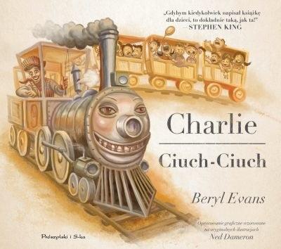 Charlie Ciuch-Ciuch /materiały prasowe