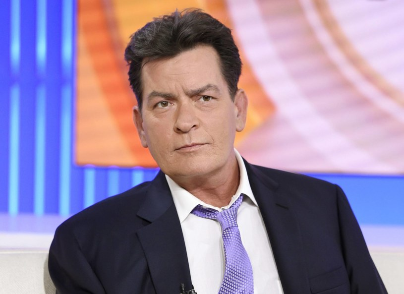 Charlie Sheen /Associated Press /East News
