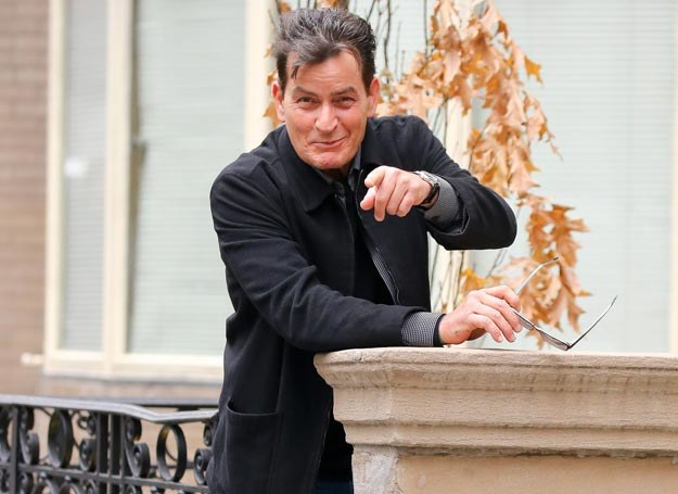 Charlie Sheen /Felipe Ramales / Splash News /East News
