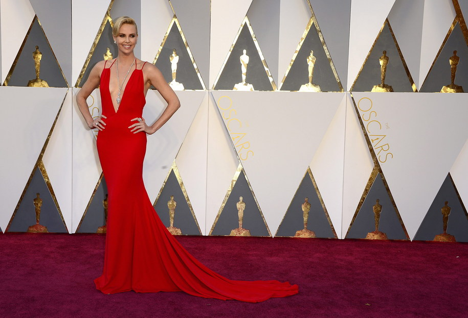 Charlize Theron /MIKE NELSON /PAP/EPA